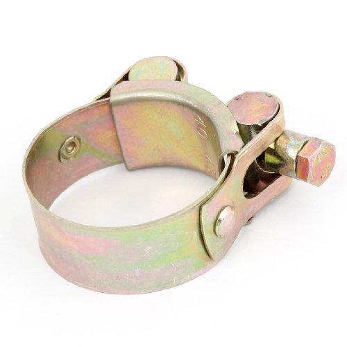 sourcingmap Laiton 40 mm à 43 mm en métal réglable pour collier de serrage clip