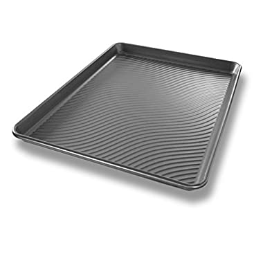 USA Pan Patriot Pan Bakeware Aluminized Steel Half Sheet Pan