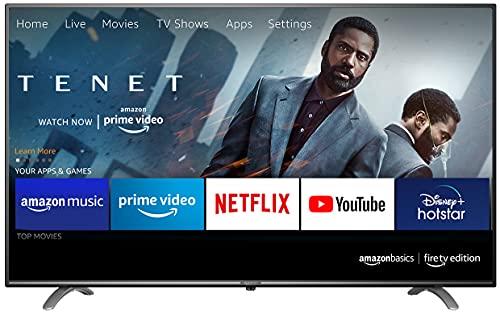 AmazonBasics Fire Edition 4K Ultra HD LED TV