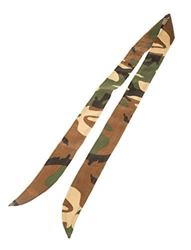 Deiters Haarband Camouflage