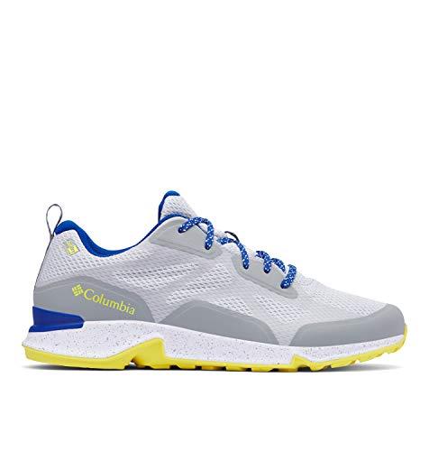Columbia Men's Vitesse Outdry Hiking Shoe, Slate Grey/Zour, 9.5 Regular US
