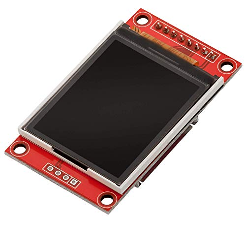AZDelivery SPI TFT Display 1,8 Zoll mit 128 x 160 Pixeln kompatibel mit Arduino und Raspberry Pi inklusive E-Book!