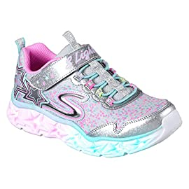 Skechers-S-Galaxy-Lights-Zapatillas-Deportivas-para-Nias