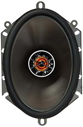 JBL Club 8620 5x7/6x8 2-Way Coaxial Speaker System, Black