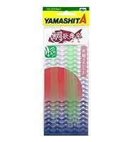ヤマシタ(YAMASHITA) タイラバ 鯛歌舞楽 波動ストレート ネクタイ チャートグリーン #12