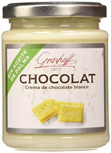Grashoff Crema de chocolate blanco