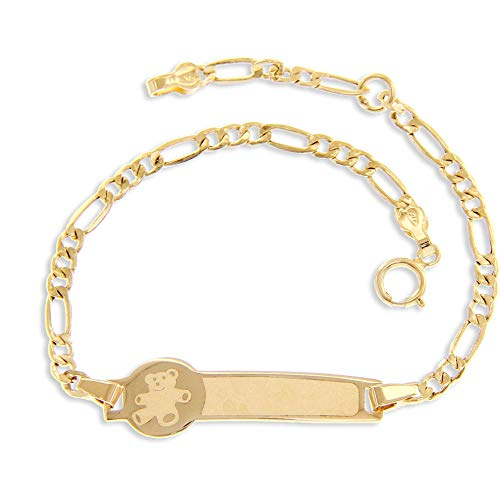 GioiaPura jewellery baby bracelet gold 750 elegant offer code GP-S223855