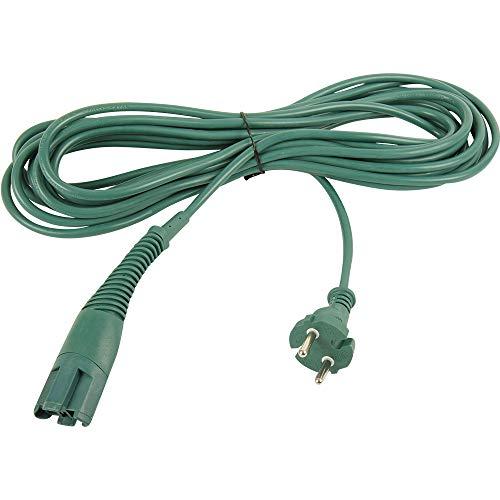Kenekos Stromkabel 10m, Kabel geeignet für Vorwerk Kobold VK 130/131