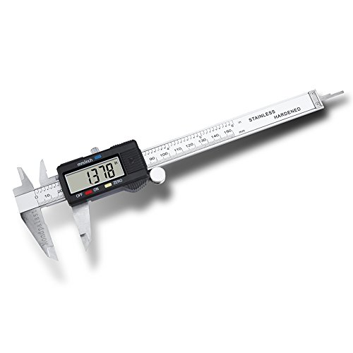 CALIBRE DIGITAL PIE DE REY VERNIER ACERO 150 mm - Caliper 150mm