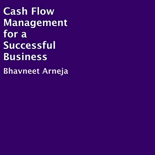 Cash Flow Management for a Successful Business audiobook cover art