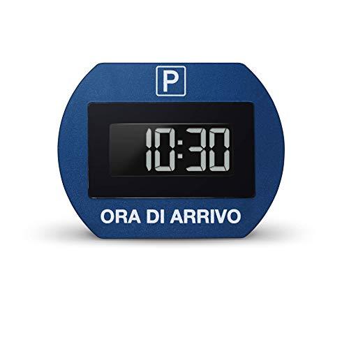 Parklite Disco Orario Elettronico, Blu