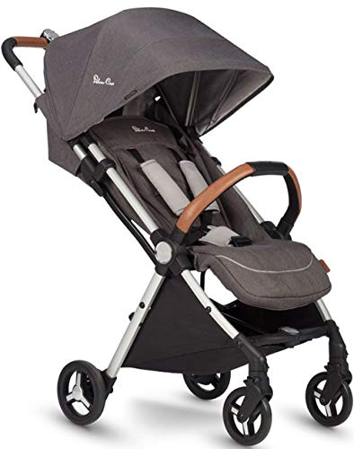 Silver Cross Jet Special Edition Super Compact Stroller - Galaxy (Charcoal) SX2204.GXUS