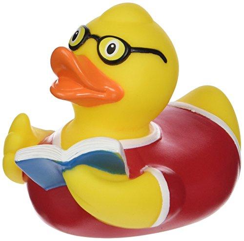 LiLaLu lesende Badeente mit Buch - 2