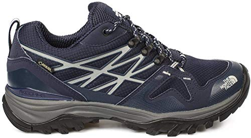 The North Face M Hedgehg Fp GTX, Zapatillas de Senderismo para Hombre, Azul (Peacoat Navy/Meld Grey Gy1), 42.5 EU
