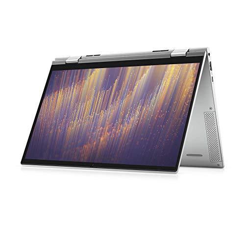 "Dell Inspiron 13 2-en-1 7306 Ordinateur Portable 13"" Full HD Tactile Platinum Silver (Intel Core i5, 8Go de RAM, 512 Go SSD, Intel Iris XE - UMA Graphics, Windows 10 Home) Clavier AZERTY Français"