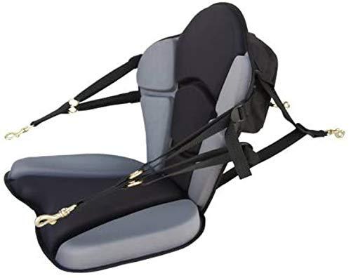 GTS Expedition Molded Foam Kayak Seat - Standard Zipper Pack Comfortable Padded Kayak Canoe Boat...