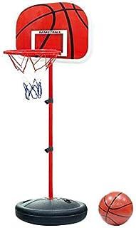 Adjustable 160cm Kids Basketball Back Board Stand & Hoop Set For Children Gift