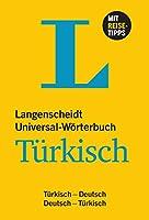Langenscheidt Universal-Woerterbuch Tuerkisch: Tuerkisch - Deutsch / Deutsch - Tuerkisch