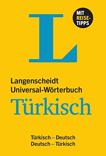 Langenscheidt Universal-Wörterbuch Türkisch - mit Tipps für die Reise: Türkisch-Deutsch/Deutsch-Türkisch (Langenscheidt Universal-Wörterbücher)