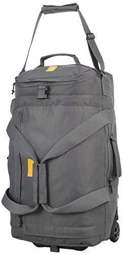 als Reise-, Sport- oder Sporttasche, Wochenendreisetasche - leicht, vegan, hergestellt aus recyceltem Polyester und recyceltem PET Fläschen!
