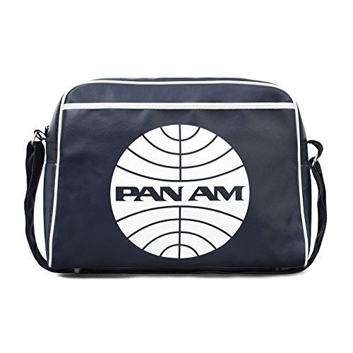 Pan-Am Airlines Retro Messenger Bag