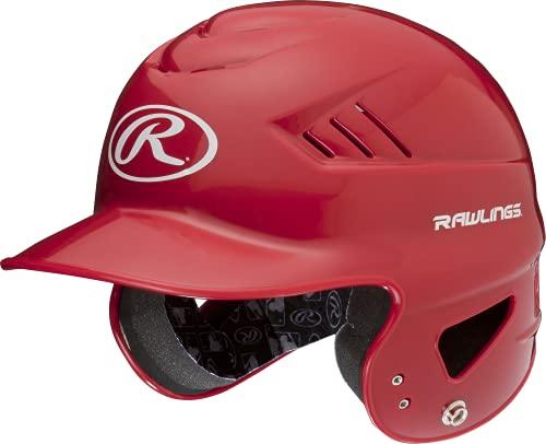 Rawlings Coolflo T-Ball Helmet, Scarlet