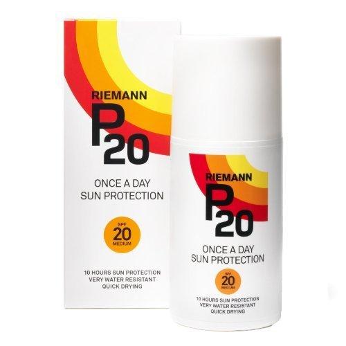 Riemann P20 SPF20 Sunscreen 200ml by Riemann