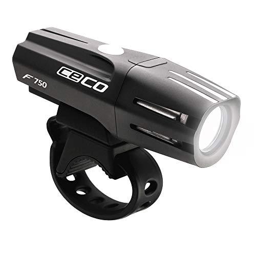 CECO-USA: 750 Lumen USB Rechargeable Bike Light