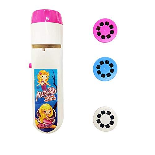 Kinder-Projektions-Taschenlampe, Spielzeug-Taschenlampe, leuchtende Projektor-Taschenlampe, Spielzeug, Foto-Bild, zum Schlafen, Lernen, lustiges Spielzeug für Kinder und Kleinkinder