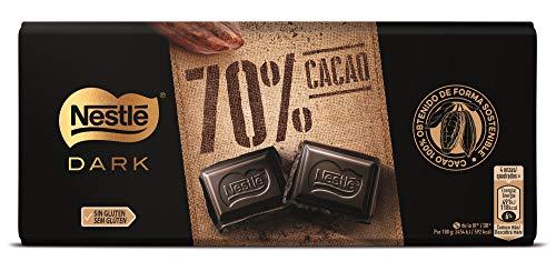 Nestlé Extrafino Chocolate negro - Tableta de Chocolate - 25x120g