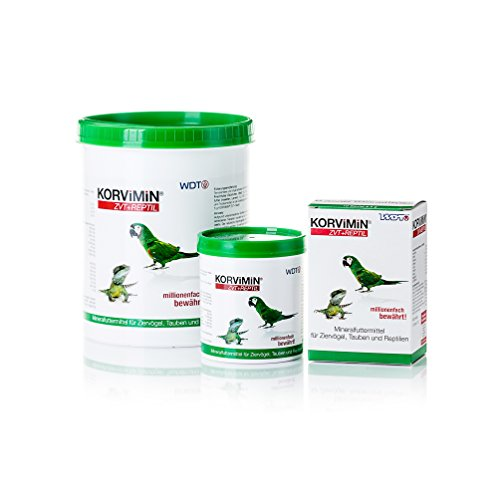 WDTv Korvimin ZVT+Reptil für Vögel u. Reptilien