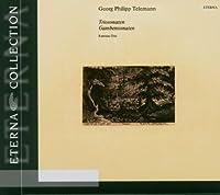 Trio Sons/Gamba Sonatas