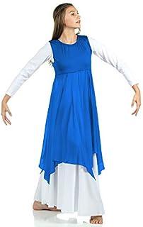 Danzcue Girls Worship Praise Dance Pullover Vest