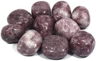 Lepidolite Tumble Stone (20-25mm) 20 Pack