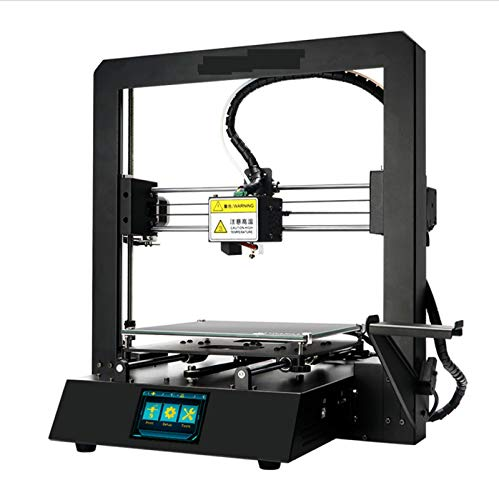 GIAOGIAO 3d Printer Full Metal Desktop 3d Printing Large Size Home Printer