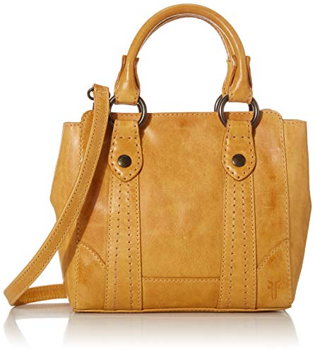 Sunflower Leather Crossbody Tote
