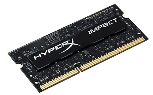 HyperX Impact HX318LS11IB/4 Arbeitsspeicher 1866 MHz DDR3L CL11 SODIMM 1.35 V, 4GB