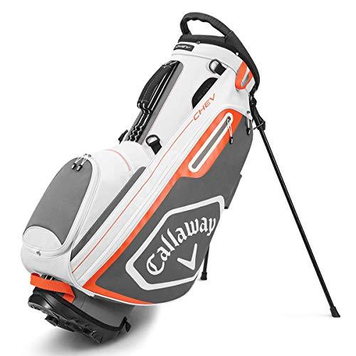 Callaway Herren Golftaschen Cg Bg St Chev, Herren, Golftaschen., 5120074, Weiß/Charcoal, Einheitsgröße