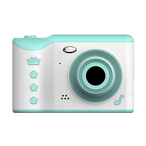 LLDKA Camara Infantil Mini Camara Digital Cámara cámara de Video Juguete Cámara de Alta definición de 24 Millones de píxeles niños