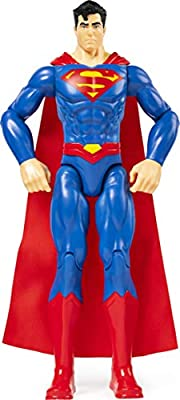 DC Universe DC Comics, 12-Inch SUPERMAN Action Figure by Spin Master