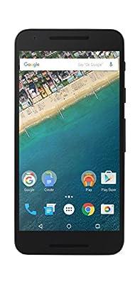 LG Nexus 5X LG-H791 32GB Factory Unlocked EU Smartphone - Carbon Black ...