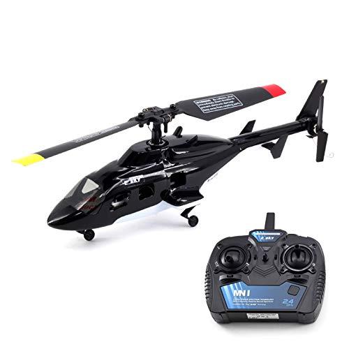安定性抜群 初心者向けヘリ Esky F150V2 + 新型Miniプロポ セット RTF (esky-f150v2) スケール機 4ch 6軸 CC3D搭載 ラジコン ヘリコプター 室内ヘリ 【技適・電波法認証済】 (モード2(左スロットル))