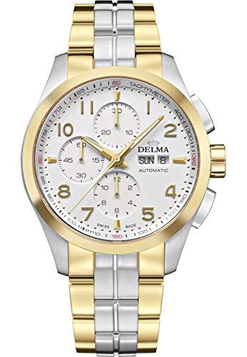 DELMA - Armbanduhr - Herren - Klondike Classic - 52701.660.6.012