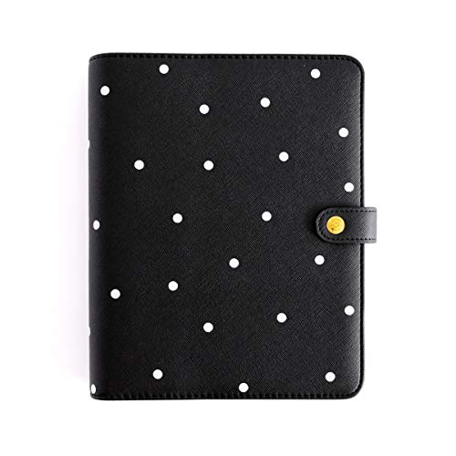 CHARUCA Planner personal A5. Negro Topos 2022 🔥