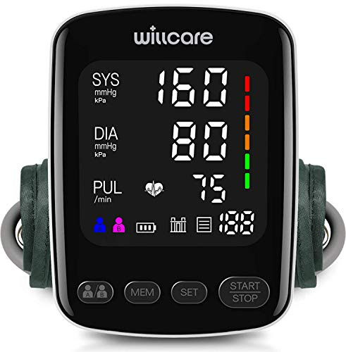 Image of Willcare Blood Pressure...: Bestviewsreviews