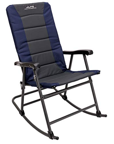 ALPS Mountaineering Rocking Chair, Navy/Charcoal