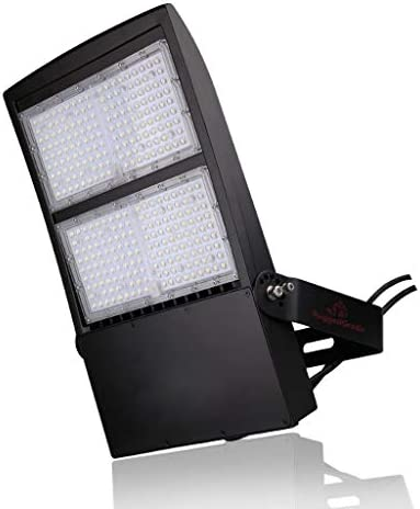 300 Watt NextGenII LED Flood Light 40 000 Lumen Super Efficiency 130 Lumen to Watt 5000K Bright product image