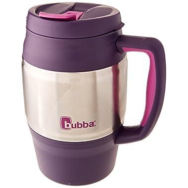 Bubba Classic Insulated Desk Mug, 34 oz., Purple