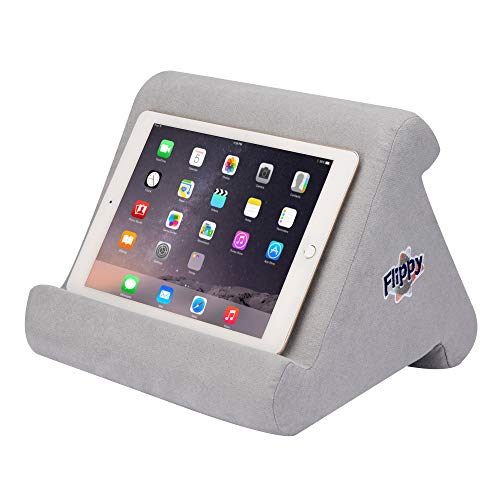 Product Image of the Flippy Multi-Angle Soft Pillow Lap Stand for iPads, Tablets, eReaders,...