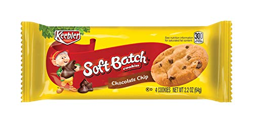 Keebler Soft Batch Chocolate Chip Cookies 2.2 oz. Pouch